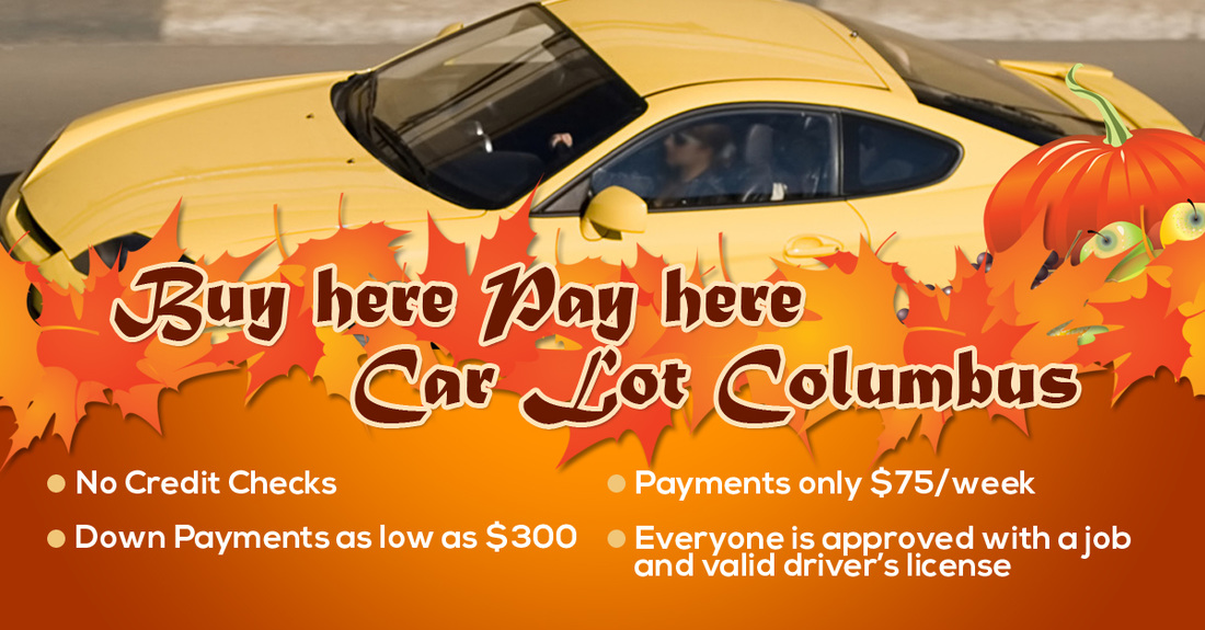 Buy Here Pay Here Columbus - At Great City Cars